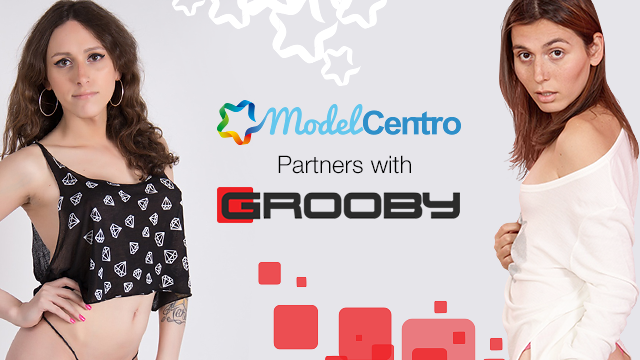 Grooby and ModelCentro Team Up for Revamped Grooby Network