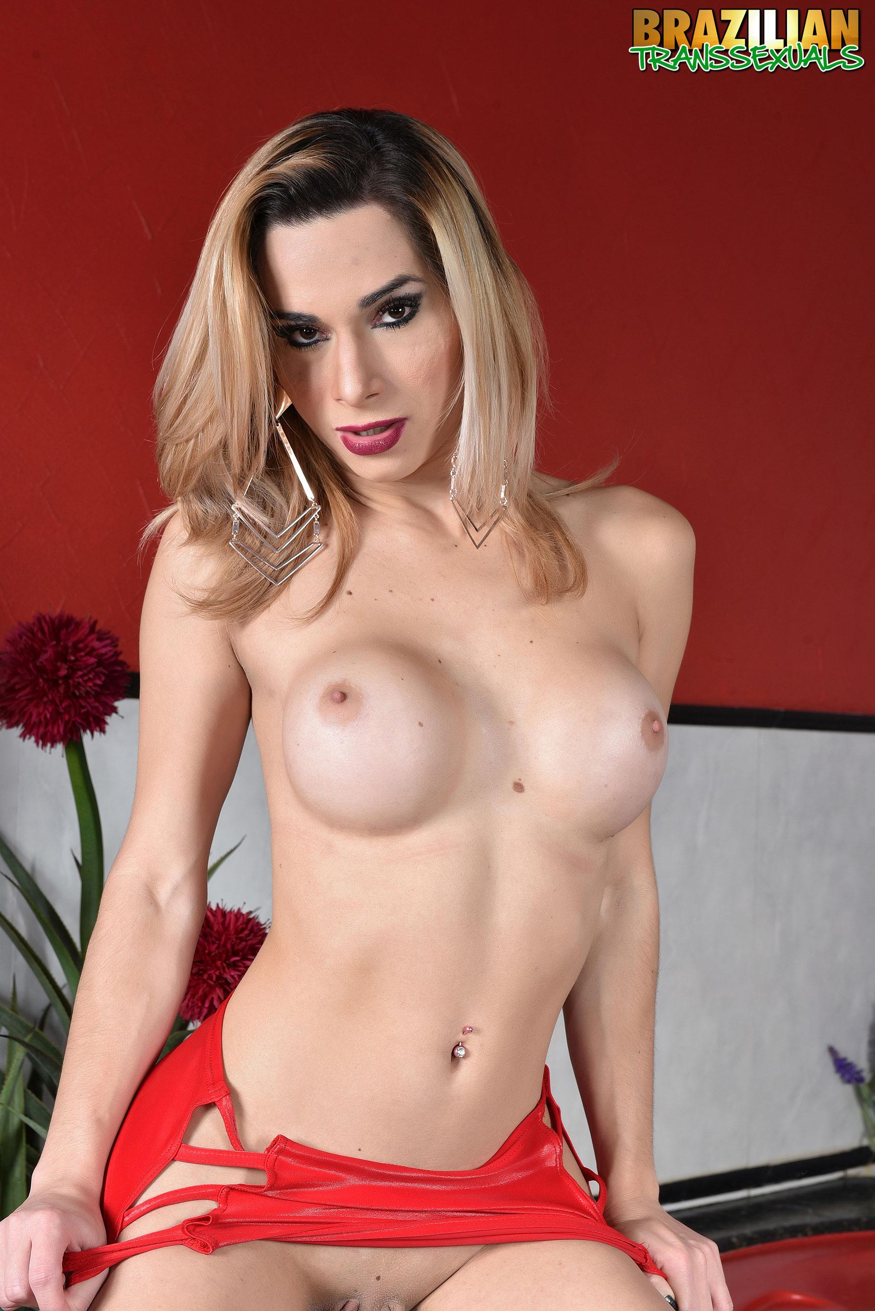 Transsexuals hot brazilian