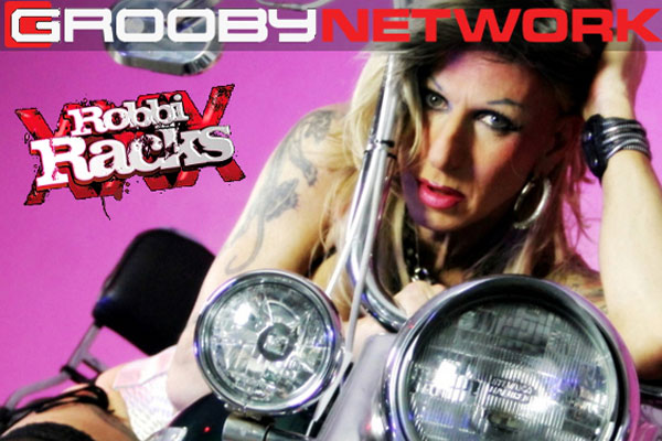 TS Performer Robbi Racks Launches Official Website with Grooby Network