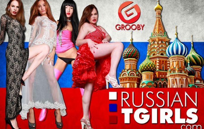 Grooby Launches Highly Anticipated Russian TGirls Website
