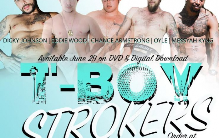 Michelle Austin Films Releases T-Boy Strokers