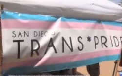 San Diego Second Annual Trans Pride Today