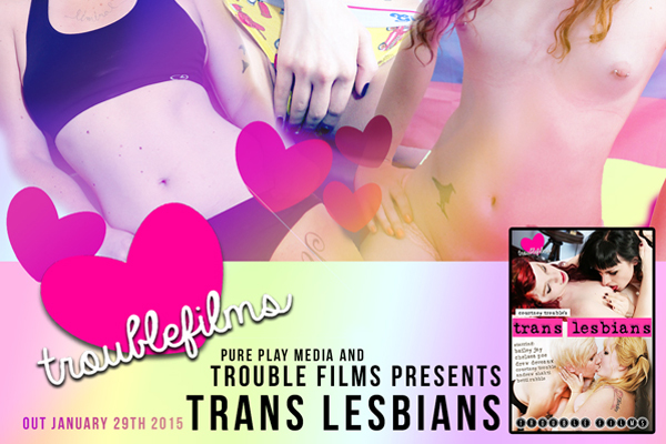 TROUBLEfilms and Pure Play Media to Sponsor Transgender Erotica Awards