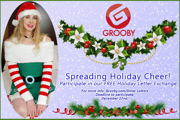 Sign up for our FREE Holiday Letter Exchange
