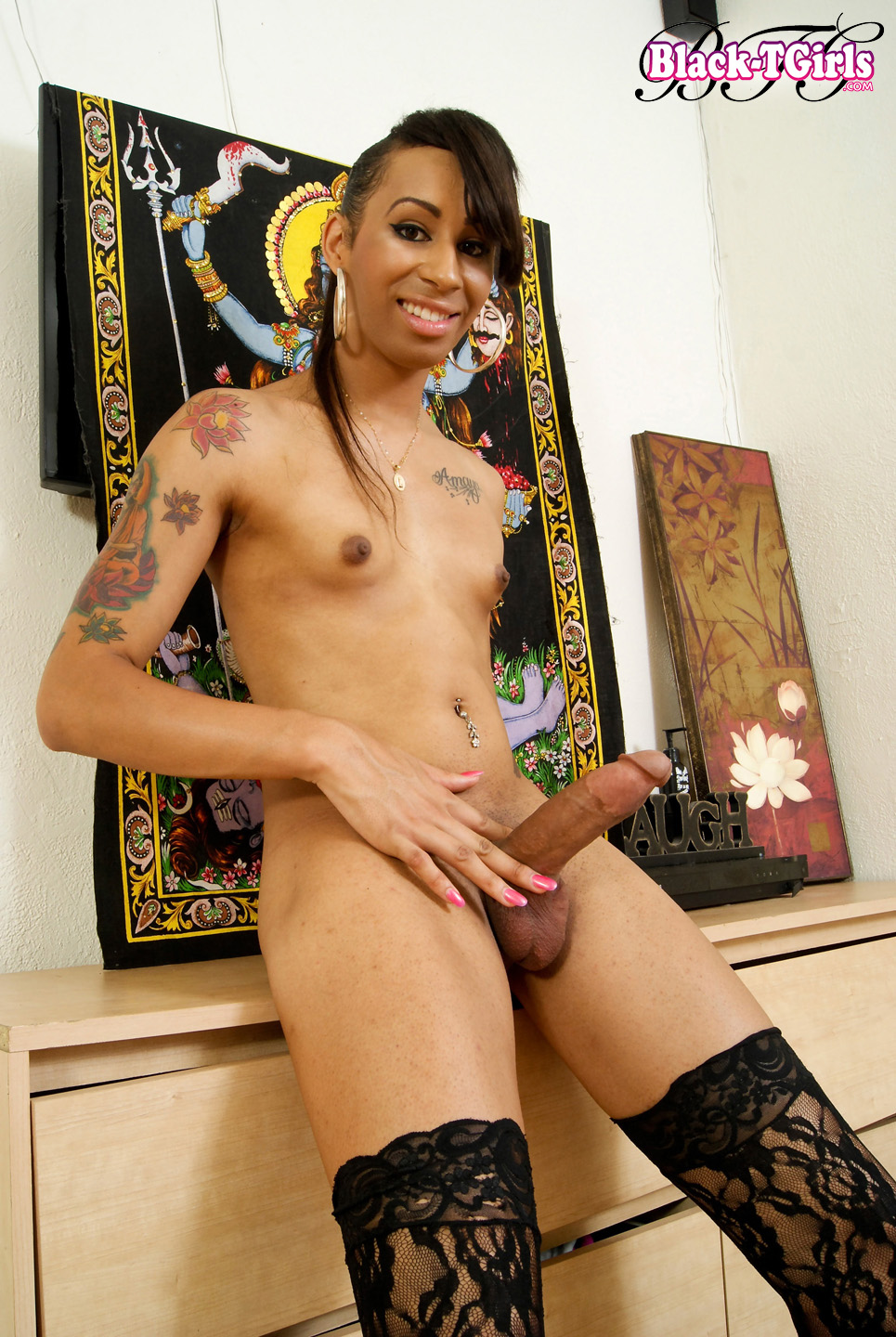 honey foxx tranny