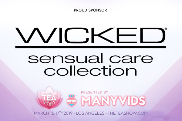 Wicked Sensual Care Sponsors 'Fan Choice Award' at 2019 TEAs