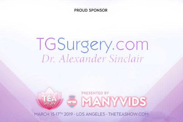 Dr. Sinclair's Transcendence Award Announced at  2019 TEAs