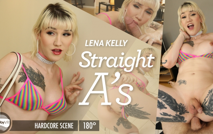 Lena Kelly in Straight A's