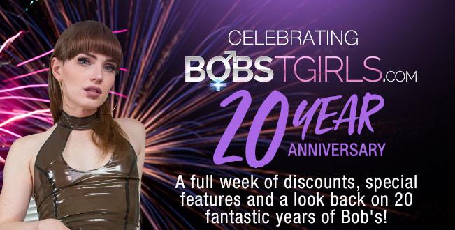 'Bob's TGirls' Reaches Milestone 20-Year Anniversary