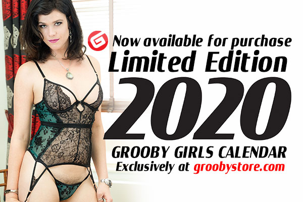 Grooby Announces Exclusive 2020 'Grooby Girls' Calendar