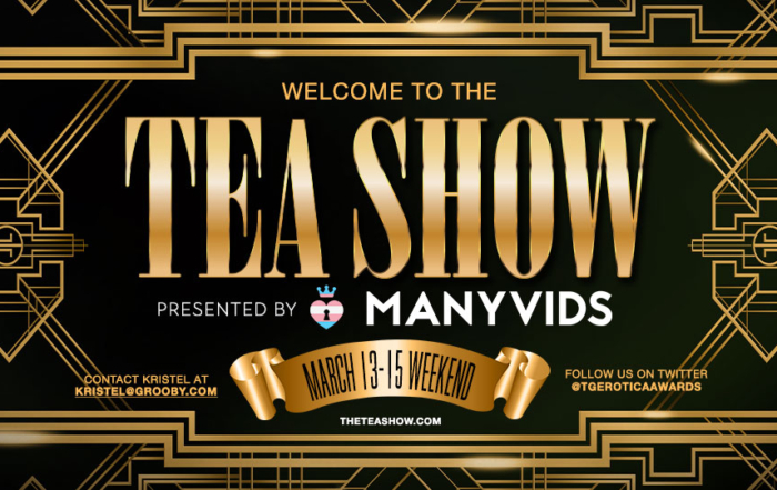 ManyVids Announced as the TEA's Official Presenting Sponsor ?