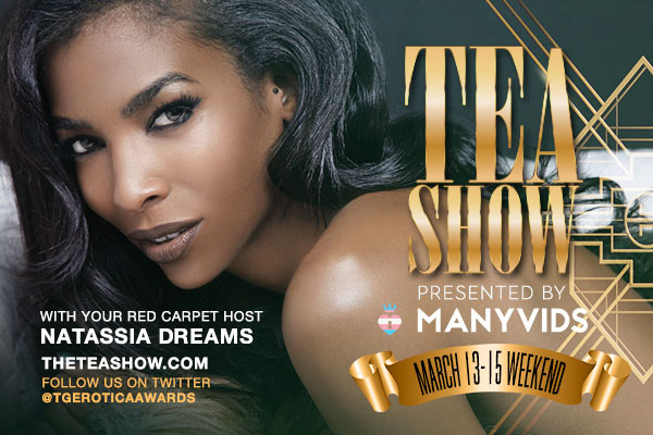 Natassia Dreams Returns as Host of the TEAs Star-Studded Red Carpet