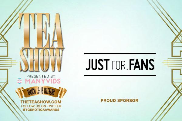 """JustFor.Fans Sponsors 2020 TEA """"Fan Choice"""" Award"""