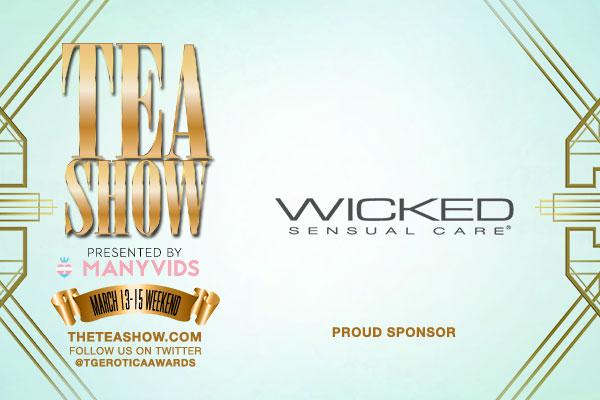 "Wicked Sensual Care Sponsors 2020 TEA ""Best Boy/Girl Scene"" Award"