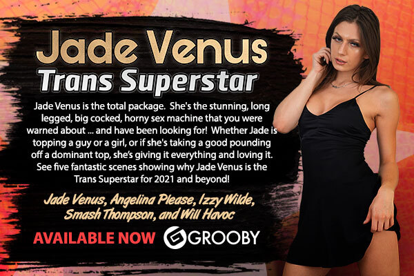 """Jade Venus: Trans Superstar"" Out Now"