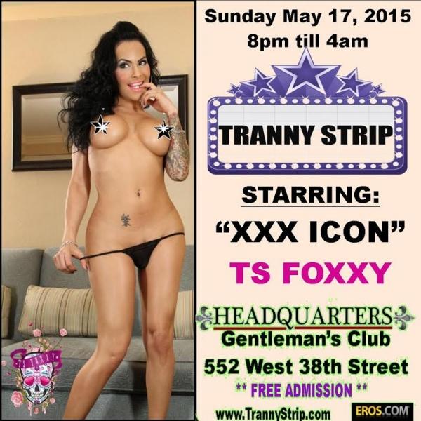 New york tranny strip club